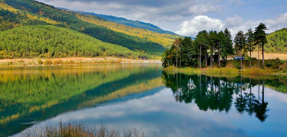Λίμνες / Λίμνη-Δόξα, NaturaGraeca